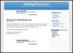 EzBlogWorld